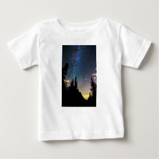 Galaxy Rising Baby T-Shirt