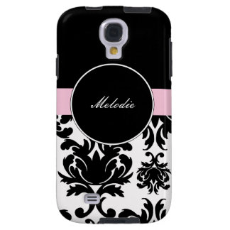 Galaxy S4 Damask Cases