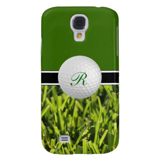 Galaxy S4 Golf Monogram Cases