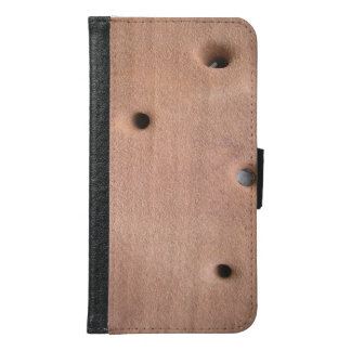 Galaxy S6 Wallet Case - Weathered Sandstone
