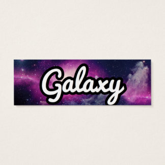 Galaxy Scooters cards