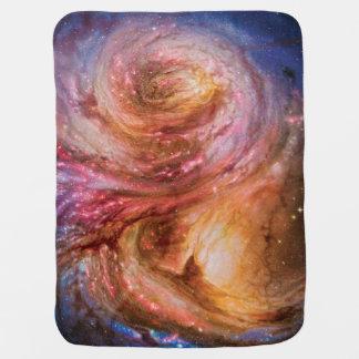 Galaxy SMM J2135-0102 Stroller Blankets