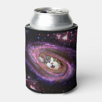 Galaxy Space Cats Can Cooler