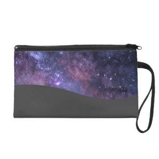 Galaxy Space Wristlet
