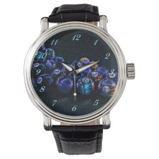 Galaxy Sparkle Billiards Wrist Watch