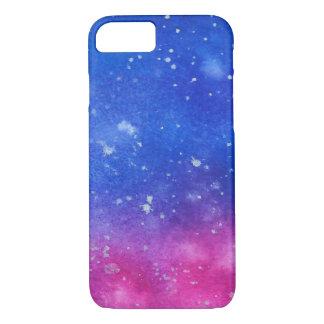 Galaxy Splatter Case