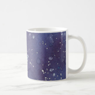 Galaxy Splatter Mug