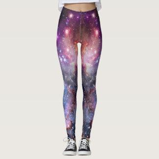 Galaxy Stars Leggings