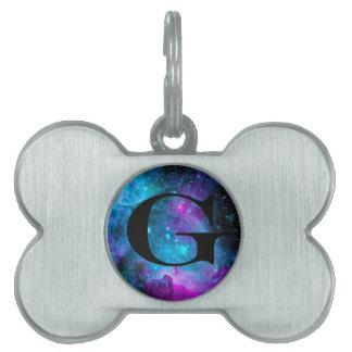 Galaxy tag G Pet Tag