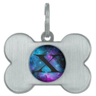 Galaxy tag X Pet Tag