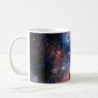 Galaxy Themed Coffee Mug