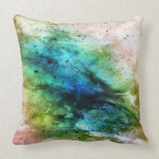 *Galaxy* Throw Pillow