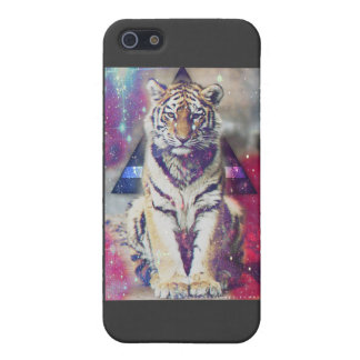 Galaxy Tiger IPhone 5 Matte Case iPhone 5 Cover