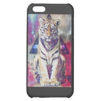 Galaxy Tiger IPhone 5 Matte Case Cover For iPhone 5C
