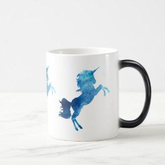 Galaxy Unicorn Morphing Mug
