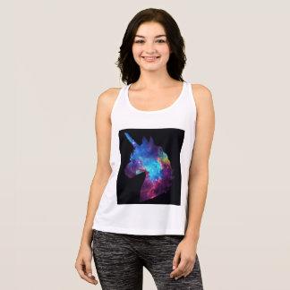 Galaxy unicorn shirt