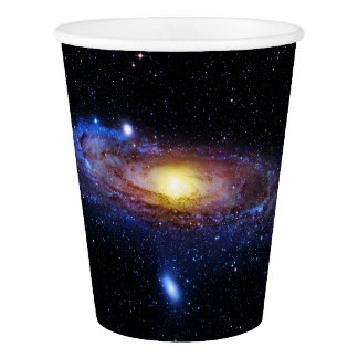 Galaxy Unknown Paper Cup