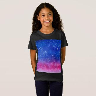 Galaxy Watercolour T-Shirt