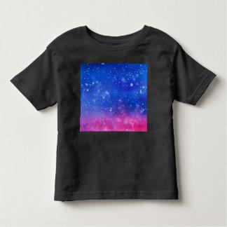 Galaxy Watercolour Toddler Toddler T-shirt