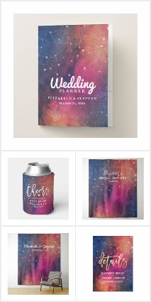 Galaxy Weddings