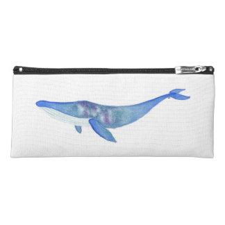 Galaxy Whale Pencil Case