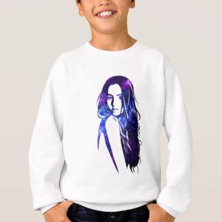 Galaxy woman - Woman Galaxy Sweatshirt