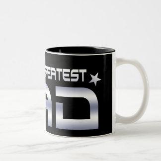 Galaxy's Greatest Dad Large Mug