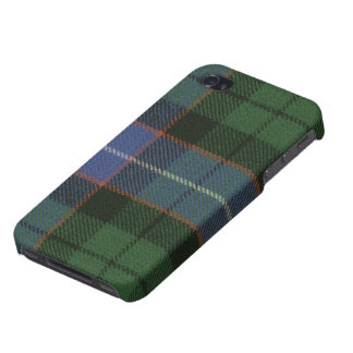 Galbraith Ancient Tartan iPhone 4 Case