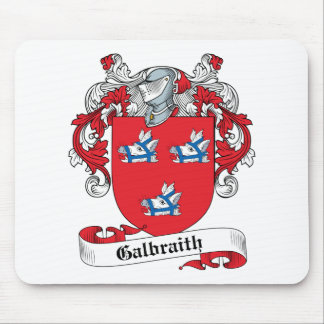 Galbraith Family Crest Mouse Pad
