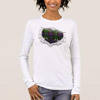 Galbraith Tartan Heart Long Sleeve T-Shirt