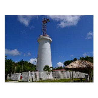 Galera Point Toco Lighthouse, Trinidad Postcard