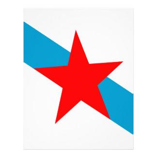 galician-nationalism-Flag Letterhead