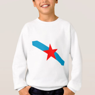 galician-nationalism-Flag Sweatshirt