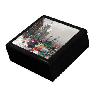 Galien Paris France Marketplace Streets Gift Box