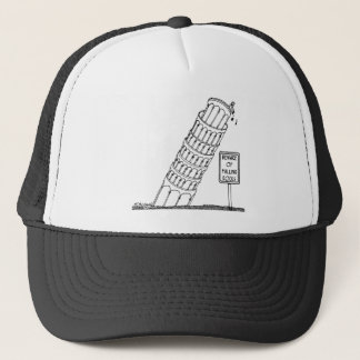Galileo Cartoon 0958 Trucker Hat