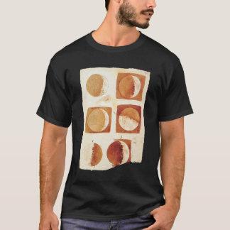 Galileo Galilei Moon Phases T Shirt