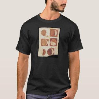 Galileo moon phases 1616 T-Shirt