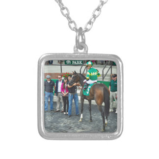 Galileo's Song Silver Plated Necklace