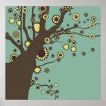 GALINA l'affiche d'arbre