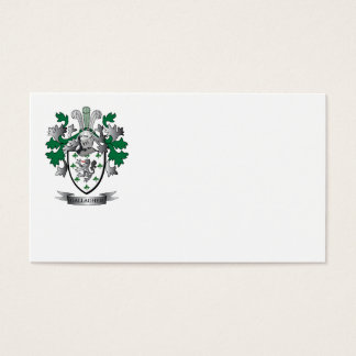 Gallagher Coat of Arms Business Card