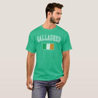 Gallagher Irish Flag T-Shirt