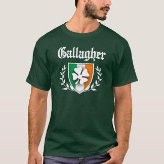 Gallagher Shamrock Crest T-Shirt