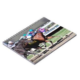 Gallant Bob Stakes 2015 Spiral Notebooks
