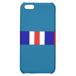 Gallantry Unit Citation Ribbon Cover For iPhone 5C