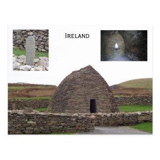 Gallarus Oratory, Kerry, Ireland Postcard