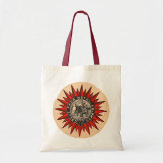 Galle Face Hotel Retro Label tBag Tote Bag