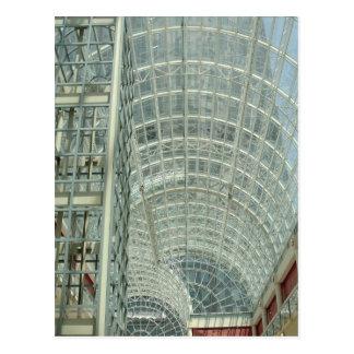 Galleria in Sunlight Postcard