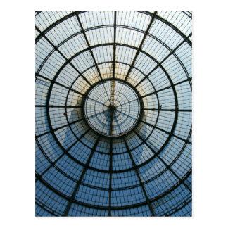 Galleria Vittorio Emanuele Postcard