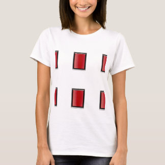 Gallery T  The color Red T-Shirt