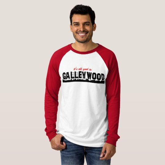 Galleywood on Tour?  The shirt. T-Shirt